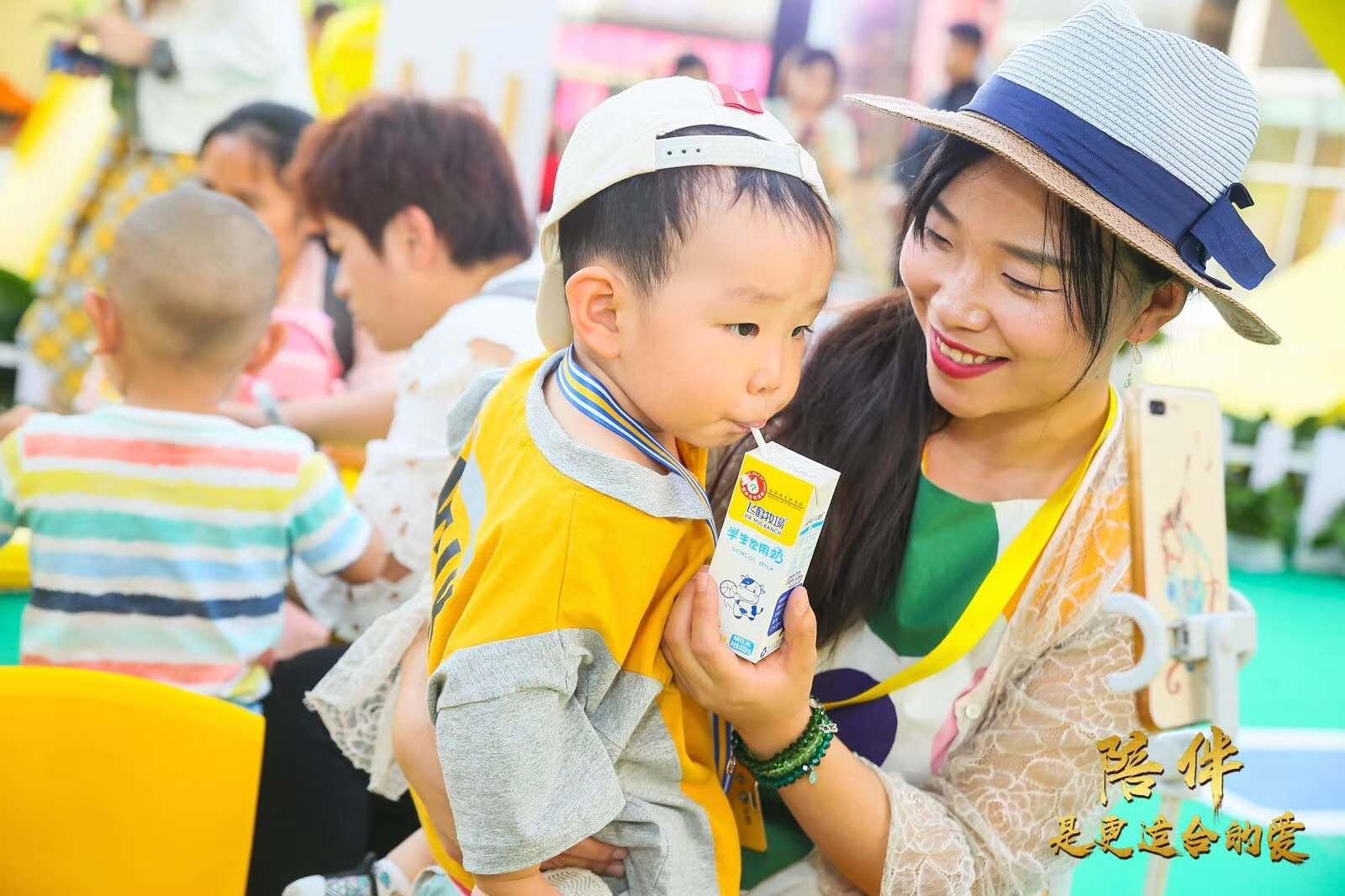 """5·28中国宝宝日——""""陪伴 是更适合的爱""""图片集锦"""